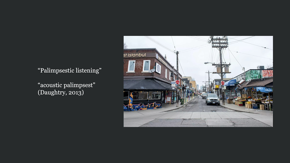 Kensington Market and the Voices of the Neighborhood (Part 3)